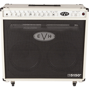 EVH 5150III 2x12 50W Tube Guitar Combo Ivory