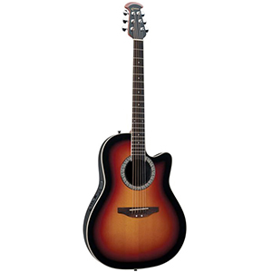 Ovation CA24-1 Celebrity Mid-Depth [CA24-1 ]