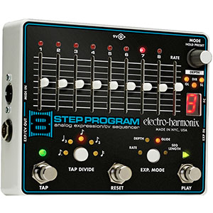 Electro Harmonix 8 Step Program [8STEP]