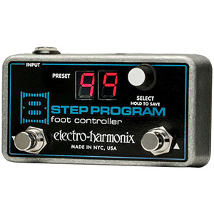 Electro Harmonix 8 Step Program Foot Controller [FC8STEP]