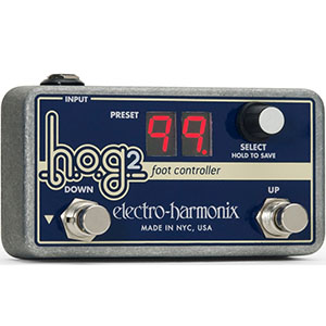 HOG2 Foot Controller