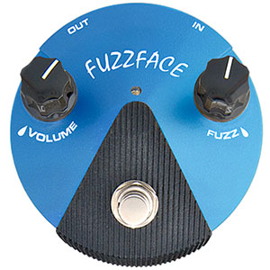 Dunlop Silicon Fuzz Face Mini [FFM1]