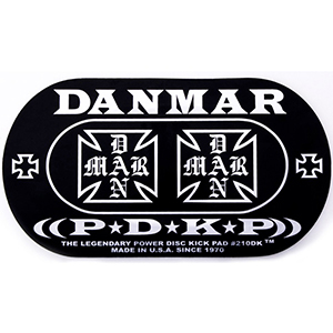 Danmar Percussion Double Bass Impact Pad