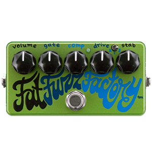 Fat Fuzz Factory Hand Painted