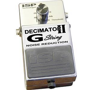 ISP Decimator G String II [DECIMATOR G STRING II PEDAL]