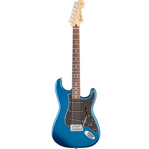 Standard Stratocaster Satin Ocean Blue Candy