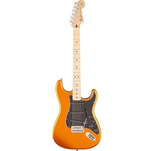 Standard Stratocaster Satin Arizona Sun