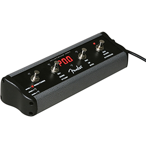 Fender 4-Button Footswitch