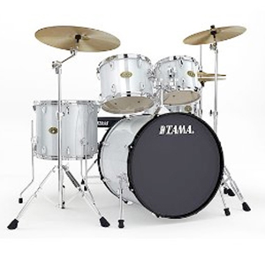 Tama IS52KCHWS White Sparkle [IS524kCMNB]