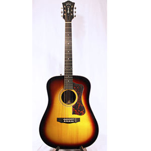 Guild D-50 Bluegrass Special Antique Burst DEMO [3856400837]