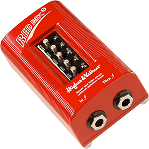 Hughes Kettner Red Box 5 [RED BOX 5]