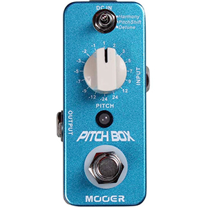 Mooer Pitch Box [MRPITCHBOX]