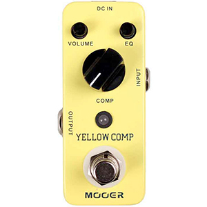 Mooer YELLOW COMP [MRYELLOWCOMP]
