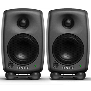 Genelec 8020CPM Pair Producer Black [8020CPM PAIR]