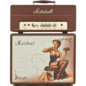 Marshall Custom Shop C110 Betty Pinup [M-CS110BB3-E]