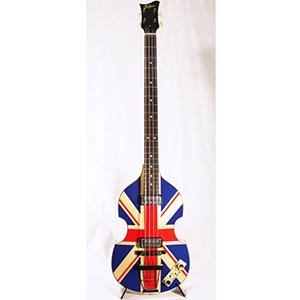 2012 Diamond Jubilee Violin Bass - Union Jack 45 of 60
