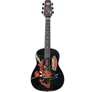 Marvel Spiderman 1/2 Size Acoustic