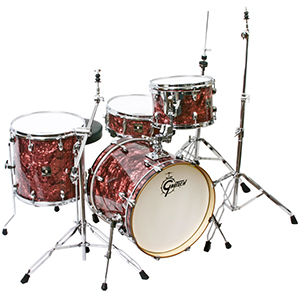 Gretsch Drums Catalina Club Jazz - Rustic Pearl [CC-J484-RSP]