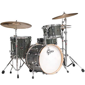 Gretsch Drums Catalina Club Jazz - Galaxy Black Sparkle [CC-J484-GBS]