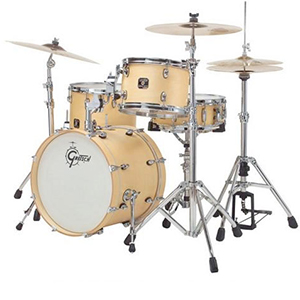 Gretsch Drums Catalina Club Jazz - Gloss Natural [CC-J484-GN]