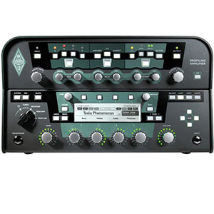 Kemper Profiler Amplifier Head Black [PROFILIER HEAD BLK]