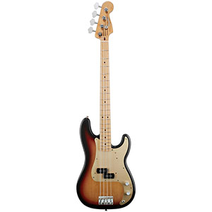 Fender 50s Precision Bass Sunburst