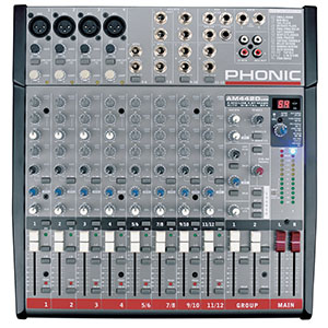 Phonic AM 442D USB [AM442DUSB]