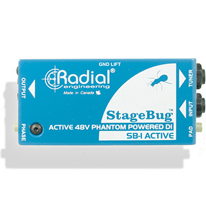 Radial SB-1 StageBug