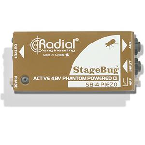 Radial SB-4 StageBug