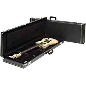 Fender Strat / Tele Multi-Fit Hardshell Case - Standard Black w/ Black Interior