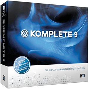 Native Instruments Komplete 9 [22322]