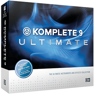 Native Instruments Komplete 9 Ultimate [22323]