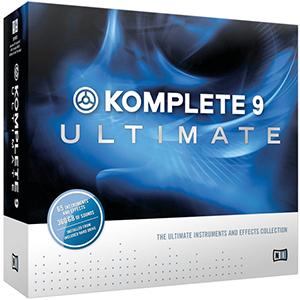 Komplete 9 Ultimate
