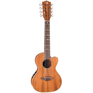 Luna Guitars High-Tide Tenor 8-String Ukulele [UKE_HTT_8]