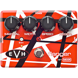 MXR EVH-117 Red and White [EVH117SE]