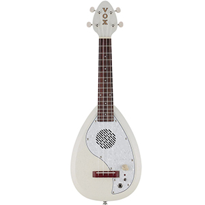 Ukelectric VEU-33C White