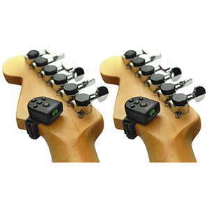 Planet Waves NS Micro Headstock Tuner - 2 Pack [NEW PW-CT-12TP]