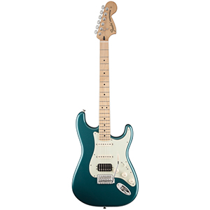Deluxe Lone Star Stratocaster Ocean Turquoise