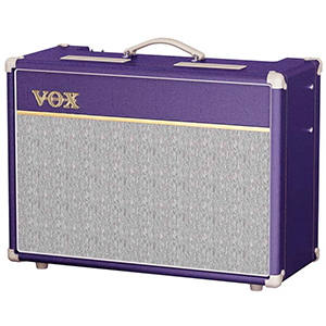 Vox AC15C1PL Limited Edition Purple Custom Series [AC15C1PL]