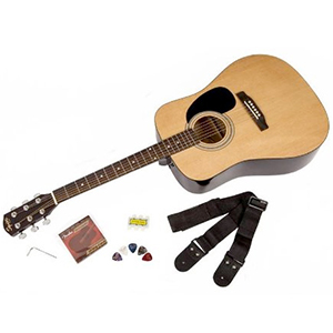 Squier SA-50 Acoustic Guitar Pack [0930309100]