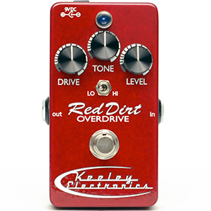 Keeley Electronics Red Dirt  [RED DIRT]