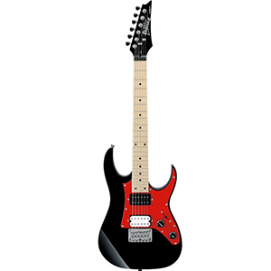 GRGM21MCT Mikro Black w Red Pickgaurd