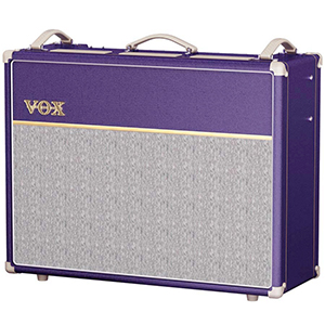 Vox AC30C2PL Limited Edition Purple Custom Series [AC30C2PL]