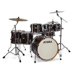 Tama VT72S Silverstar - Satin Black Tamo Ash [VT62SSBA]