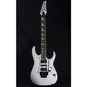 Ibanez RG350DX White AUCTION [RG350DXWH]