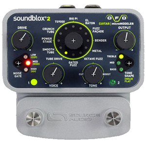 Source Audio Soundblox2 OFD Guitar microModeler [SA227]