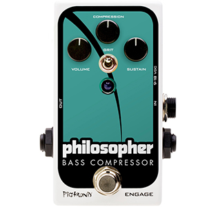 Pigtronix Philosopher Bass Compressor [PBC]
