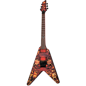Gary Holt Signature V-1 Damnation