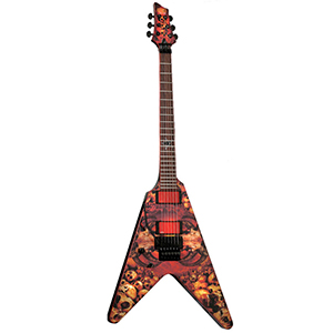 Gary Holt Signature V-1 Damnation Left-Handed