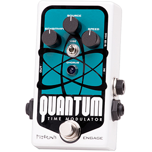 Pigtronix Quantum Time Modulator [Quantum Time Modulator]